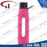 высокая бутылка воды боросиликатного стекла 570ml для спортов (CHB8020)