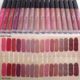 Nieuwe Schoonheid 16 Vloeibare Lippenstift 16PCS/Set van Huda van de Aankomst van de Lipgloss van de Steen van de Lippenstift van de Steen van Kleuren de Vloeibare Vastgestelde
