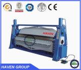 Dobrador manual da placa de aço, máquina de dobramento manual, máquina do dobrador da mão
