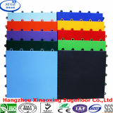 De absorción de choques , anti UV Enclavamiento Sports Flooring