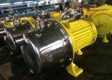 Pompe Jst-60 auto-amorçante électrique avec la tête de pompe d'acier inoxydable