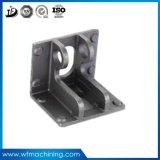 Bâti de fer d'acier inoxydable d'OEM pour la bride en métal de précision
