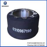 Tamburo del freno del pezzo fuso del ferro di BPW 0310967190