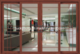 Sliding de aluminio Door con GB/T8478&JIS&AA Standards