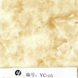 Пленка печатание перехода мрамора золота ширины Yingcai 1m жидкостная