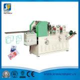 Automatische führende Ficial Gewebe-Verpackungsmaschine-Serviette-Taschen-Maschine