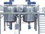 mezcla detergente 50-5000L y lavadora