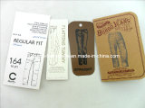 Sicker Label Jeans Hang Tags Designs (KH-25)のさまざま