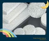 Filtro cerâmico da espuma do Zirconia para o líquido de aço
