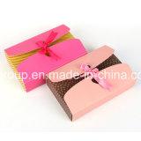 Caixas de jóia de empacotamento coloridas elegantes