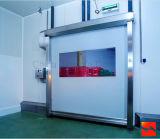 Porte à grande vitesse durable d'obturateur de rouleau (HF-2069)