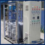 Planta profissional do tratamento da água da manufatura