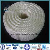 Faser 3/4-Strand Ropes Polypropylen, Polyester gemischtes Seil