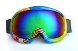 Изумлённые взгляды Eyewear тумана рецепта защитных стекол анти- для катания на лыжах
