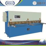 QC12Y-4/3200 hidráulico metal Hoja de corte del haz de Swing Machine
