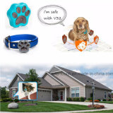 2017 New Waterproof GPS Pets Tracker Device with Wireless Charging
