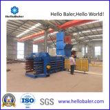 Alta capacidad hidráulica de residuos de papel automático Baler con cadena (HFA10-14)