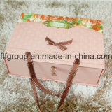 Spitzen-ODM-Geschenk-Kasten-verpackenkasten-gewölbte Karton-kundenspezifische Papierkästen