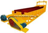 De grote Wasmachine van het Zand van de Capaciteit Dubbele Spiraalvormige