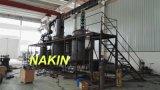 Jzc 폐기물 엔진 기름 증류법, 폐유 정련소 기계