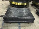 粉砕機はExtec C12 /Qj340のための顎Paltesを分ける