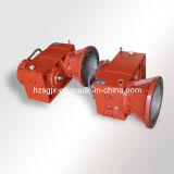 Zlyj horizontales einzelnes Schrauben-Getriebe mit Bewegungsflansch für Plastikextruder-Maschinen-Getriebe