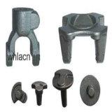 Precisão que molda peças de automóvel do aço inoxidável (carcaça de investimento)