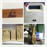 Machine d'inscription de laser de fibre de Jd-G30W pour des pièces d'auto d'acier inoxydable de clé de téléphone