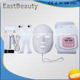 Máscara protetora facial da máscara do diodo emissor de luz da máscara do diodo emissor de luz do cuidado de pele para a máscara da remoção PDT da acne