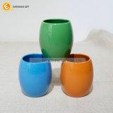 huevera de cerámica coloreada 240ml