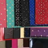단화를 만들기를 위한 PVC 합성 가죽 상품 Stocklot