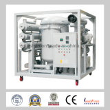 Zja-150t verwijdert de Hoge Efficiency van het Type van Frame van de reeks Machine van de Regeneratie van de Olie van de Transformator van de Zuiveringsinstallatie van de Olie van de Inhoud van het Water de Machine Gebruikte