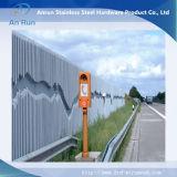Barrera acústica de la barrera del ruido de la barrera de la alta calidad