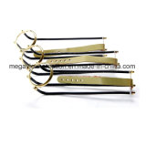Pista de decolagem de bronze 6PCS/Set da tabela de bilhar