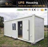 Camere viventi prefabbricate doppio pavimento del contenitore con con Windows ed i portelli