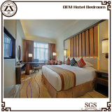 Het witte Meubilair van de Luxe van het Blad van het Bed van het Hotel