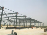 Steel pré-fabricado Structure para Workshop e Warehouse