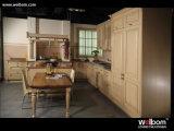 Welbomのアメリカの従来の純木の食器棚