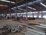 Estructura de acero ligera prefabricada de alta calidad vendedora caliente