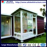 Дом контейнера горячего сбывания Well-Designed модульная