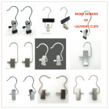 Hh Matt Finished Big Metal Steel Clip Hook Boot Hanger para Wholesale