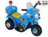 Conduite chinoise d'enfants sur la moto électrique de batterie de jouet de l'usine