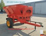 Écarteur d'engrais d'agriculture de machines de ferme pour le marché de l'Australie