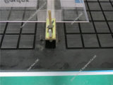 Máquina de grabado de madera del ranurador del CNC de la puerta de la estructura del establo de China Firmcnc FM- 1325 con el motor servo