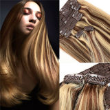 "Freies Shipping 20 "" 120gram Full Head Klipp in Hair Extensions"