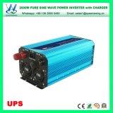 يو بي إس 2000W نقي شرط موجة العاكس للطاقة الشمسية الطاقة مع شاحن (PSW-2000UPS)