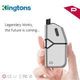 Vagem descartável de Kingtons 10ml com o cigarro eletrônico descartável da modificação da caixa