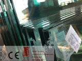 O vidro Tempered usado para o Washroom/quarto de chuveiro certificou pelo padrão australiano