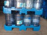 Пластичный паллет для воды 5 галлонов и бутылок воды Manafuacture