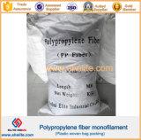 Additif concret 19 millimètres de pp de fibre de maille